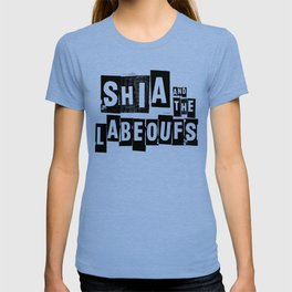 Shia and the LaBeoufs Band Tee T-shirt