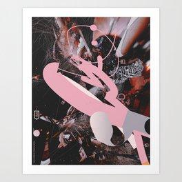 XXXX0001 Art Print