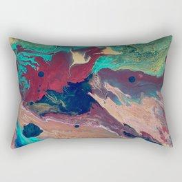 Universe at War Rectangular Pillow