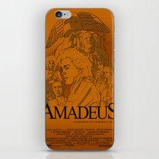 Amadeus iPhone & iPod Skin
