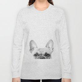 Bruno The French Bulldog Long Sleeve T-shirt