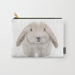the littlest bunny Carry-All Pouch