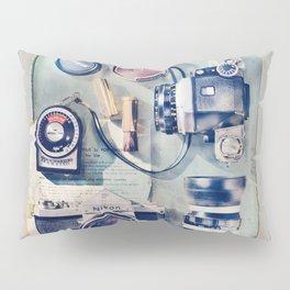 Old School Pillow Sham