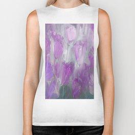 Shades of Lilac Biker Tank