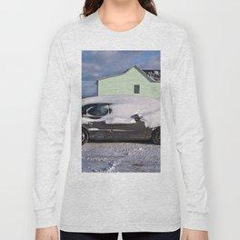 Winter on the East Coast Long Sleeve T-shirt