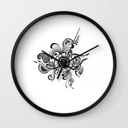 AROMA  Wall Clock