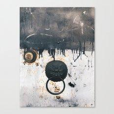 knock Canvas Print