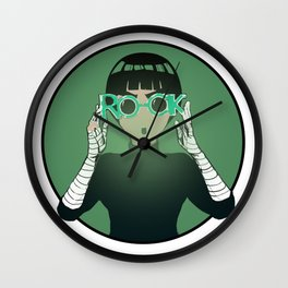 Rock Guy Wall Clock