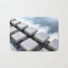 Stepping Stone Bath Mat