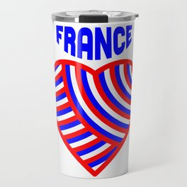 j'aime la france Travel Mug