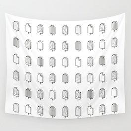 ICE CREAM / pattern pattern Wall Tapestry