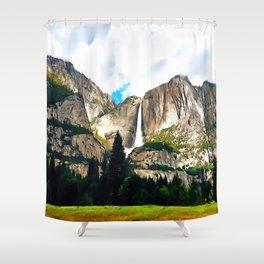 Vernal Mist Shower Curtain