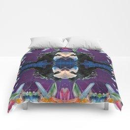 Disco Zilla Comforters