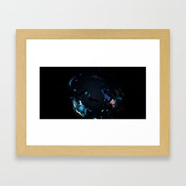#Transitions XXXI - Chemicals Framed Art Print