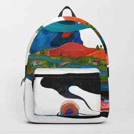 god playing Backpack