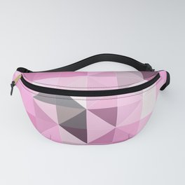 Abstract Geometric Art Colorful Design 439 Fanny Pack