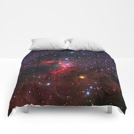 Cave Nebula Comforters