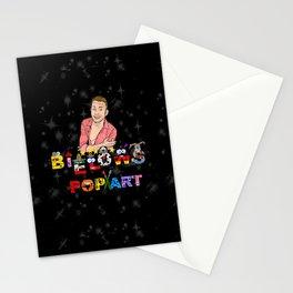 Pop Art by Nico Bielow Stationery Cards