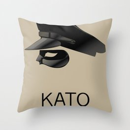 KATO Throw Pillow