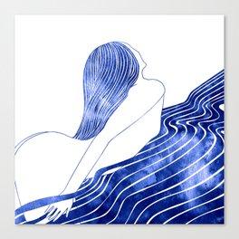 Nereid XXX Canvas Print