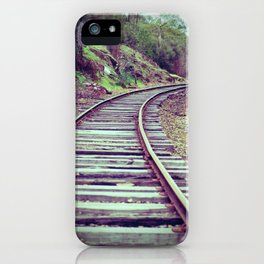 Valley Railway iPhone Case