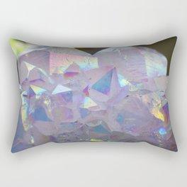 Angel Aura Crystal Rectangular Pillow