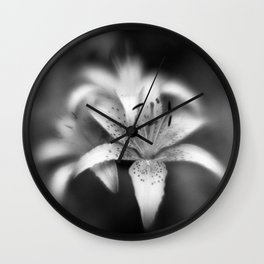 Botanica Obscura #9 Wall Clock