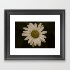 Calm. Framed Art Print