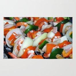 Shrimps Rug