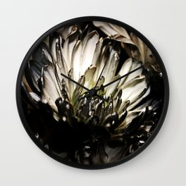 Darkness Prevails Wall Clock