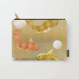 Toy Catfish (Gold) Carry-All Pouch