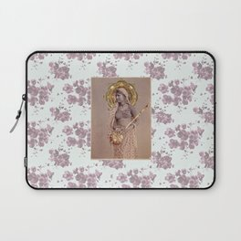 Woman from Bengal Laptop Sleeve