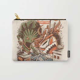 Kaiju Food Fight Carry-All Pouch