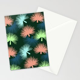 oversized palms Stationery Cards