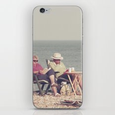 i know it's out of fashion and a trifle uncool... iPhone & iPod Skin
