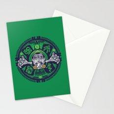 Doom is Near Stationery Cards