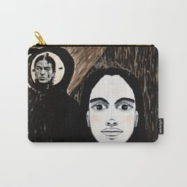 The TIC TOC FRIDA menAge Carry-All Pouch