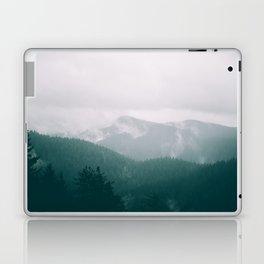 Forest Fog XVI Laptop & iPad Skin