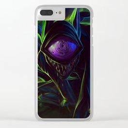 juubi Clear iPhone Case