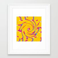 artsy Framed Art Prints featuring artsy by myepicass