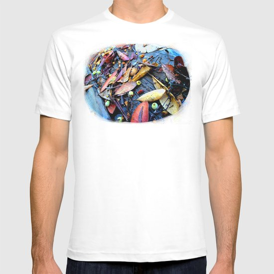 Leaves of a Strawberry Tree T-shirt