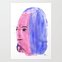 Conjoined Art Print