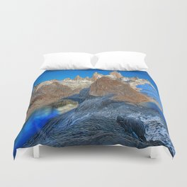 Grand Reflection Duvet Cover