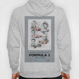 Formula 1 World-Champion from 1950 to 1959 Hoody
