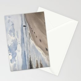 Bishops Beach Stationery Cards