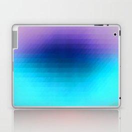 Sunset gradient pixels Laptop & iPad Skin