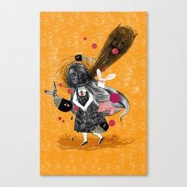 caos2 Canvas Print