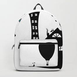 Silhouette City Uno Backpack