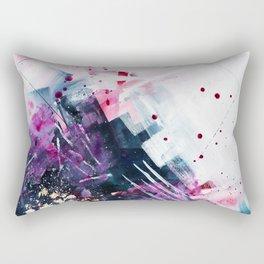 Mind. Land. Sea. Rectangular Pillow