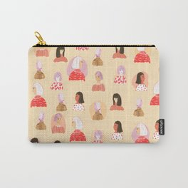 Tell Me Something Lovely Carry-All Pouch